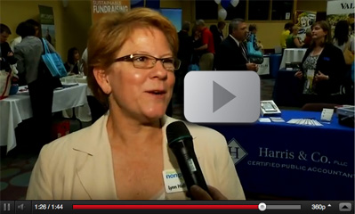 video from the nonprofit conference