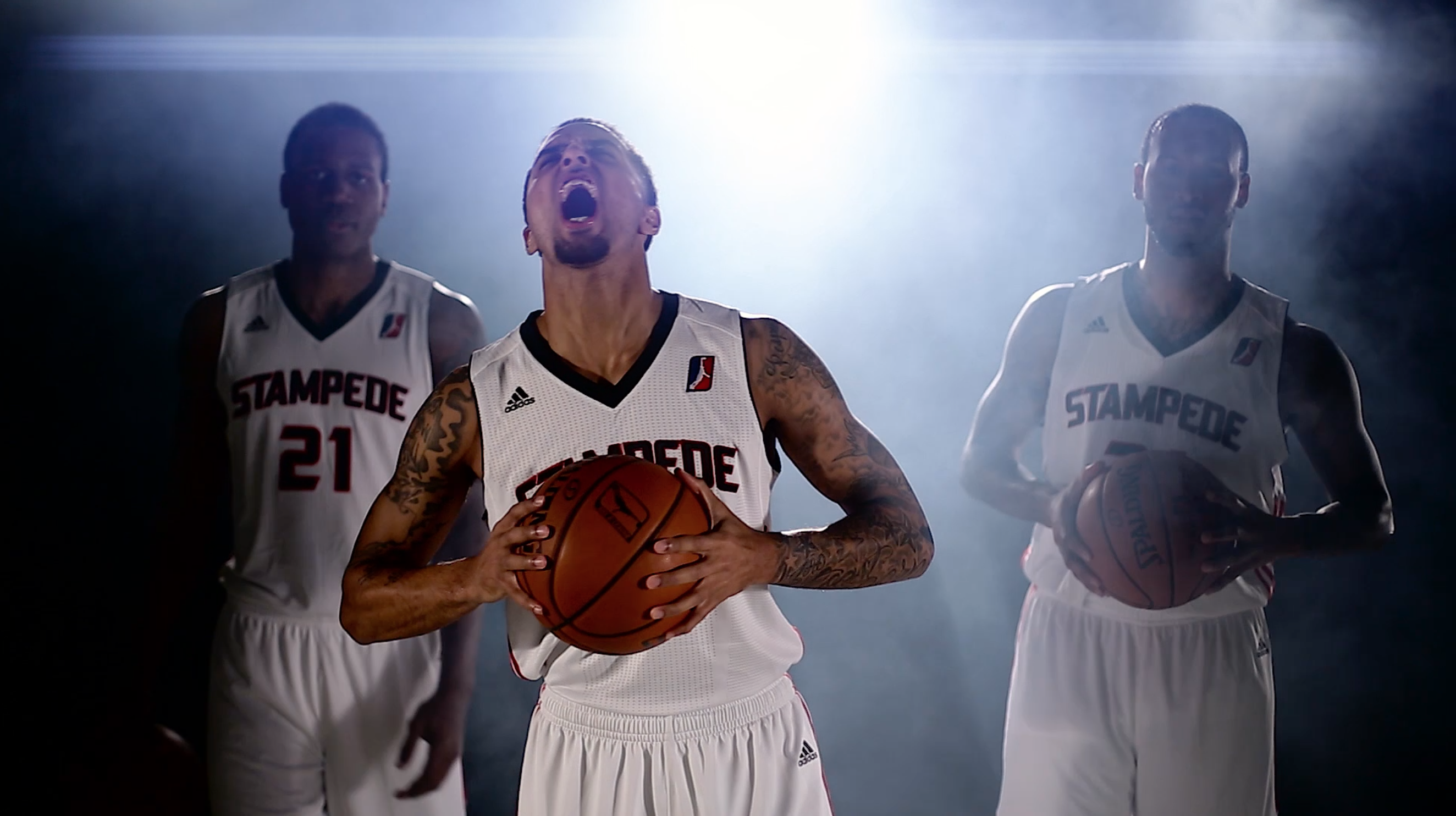 Idaho Stampede Basketball Intro Video 2015