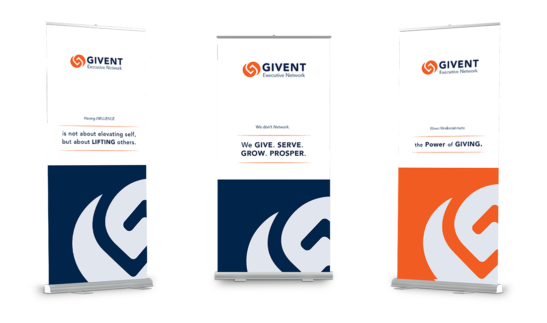 Rollups_banners_Givent_Logo_Brand_Identity_Peppershock_Media