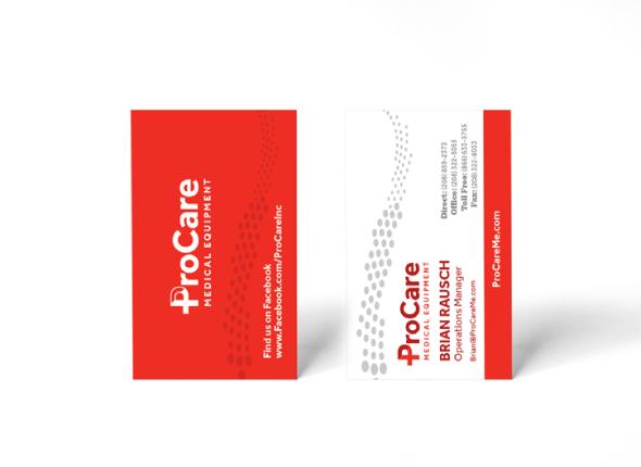 ProCare_Medical_Business_Cards_Branding_Design