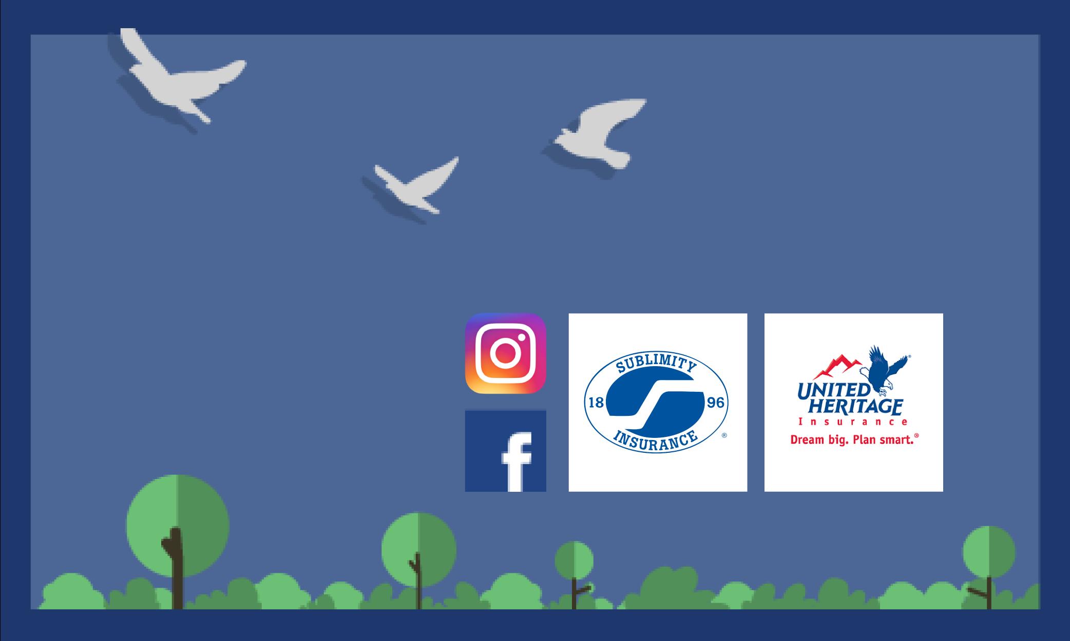 United Heritage Insurance — Social Media