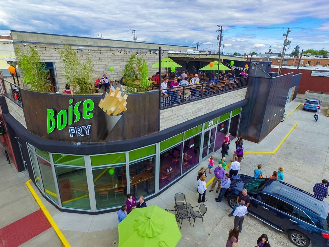 Boise Fry Building