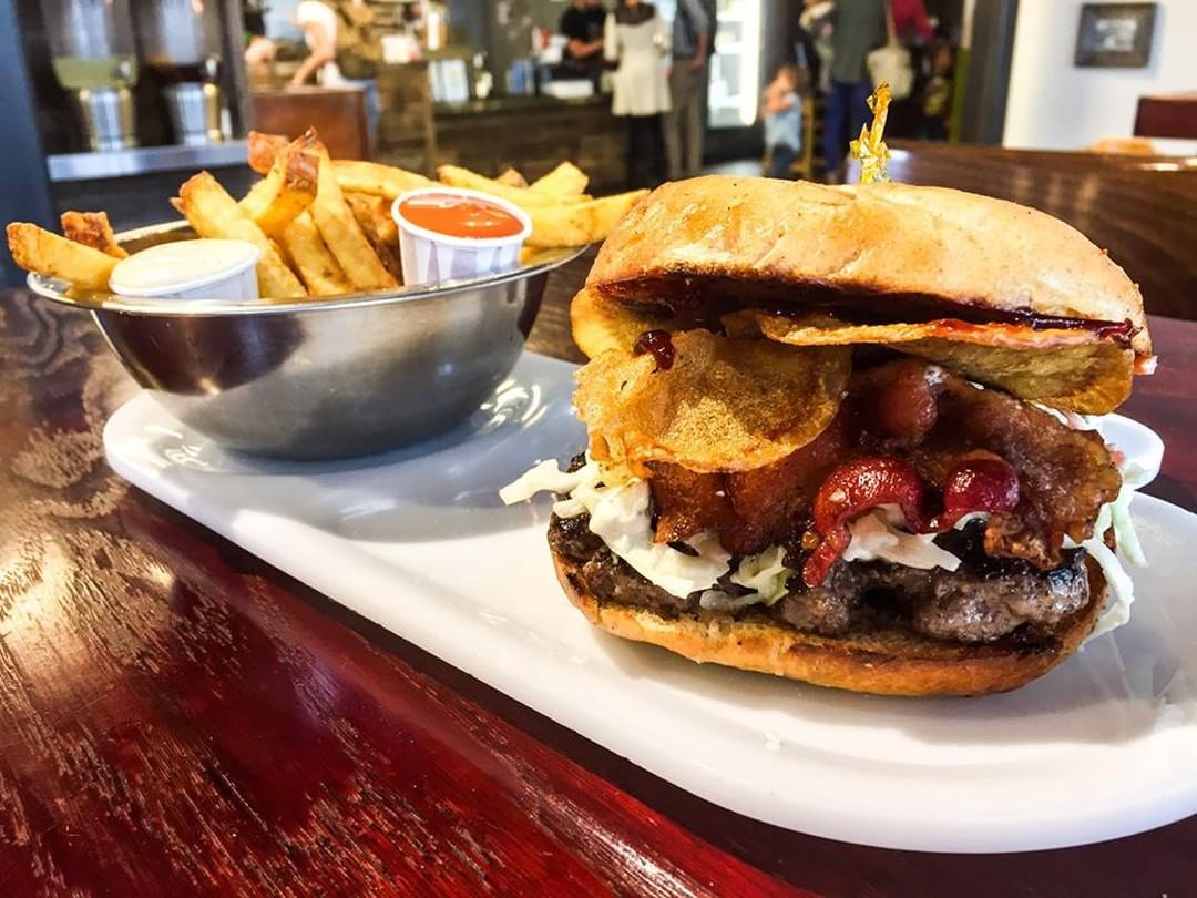 Boise Fry Burger
