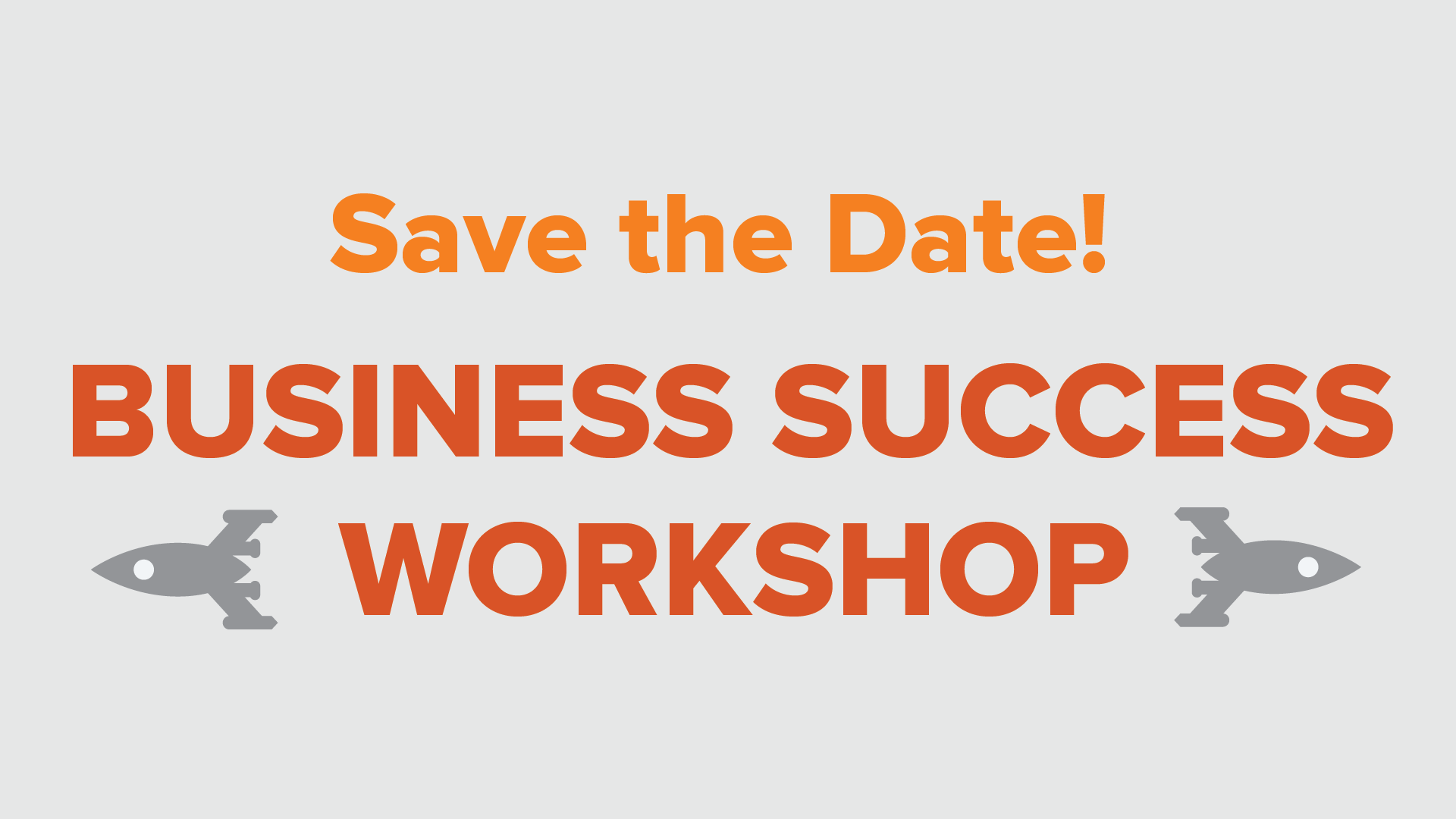 Business Success Workshop_Rhea Allen