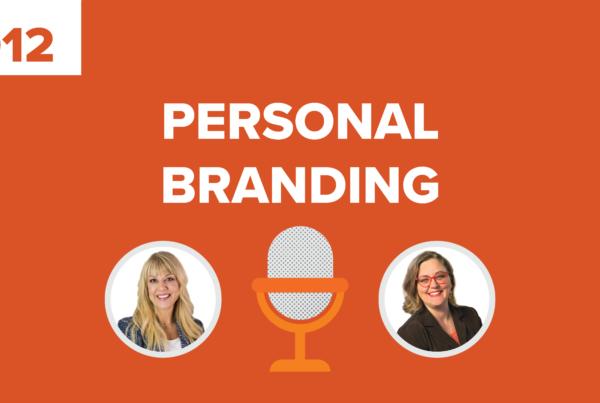 Rhea Allen, Genny Heikka, Personal Branding, HerTeamSuccess, Peppershock Media