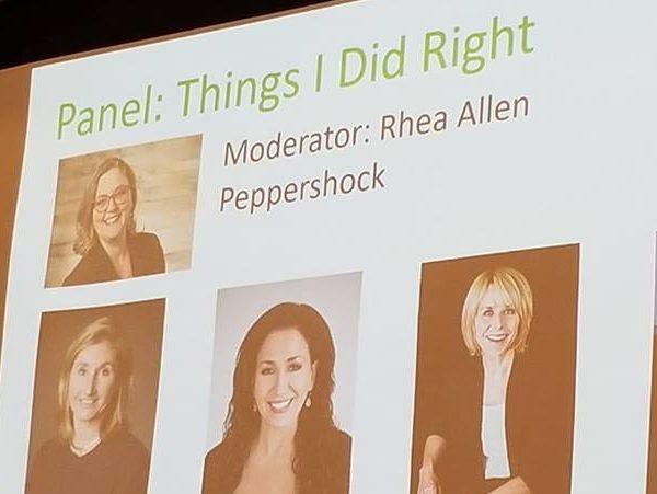 Rhea Allen, WeRoc, Peppershock Media