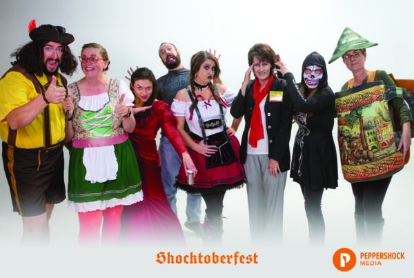 Peppershock media, Shocktoberfest