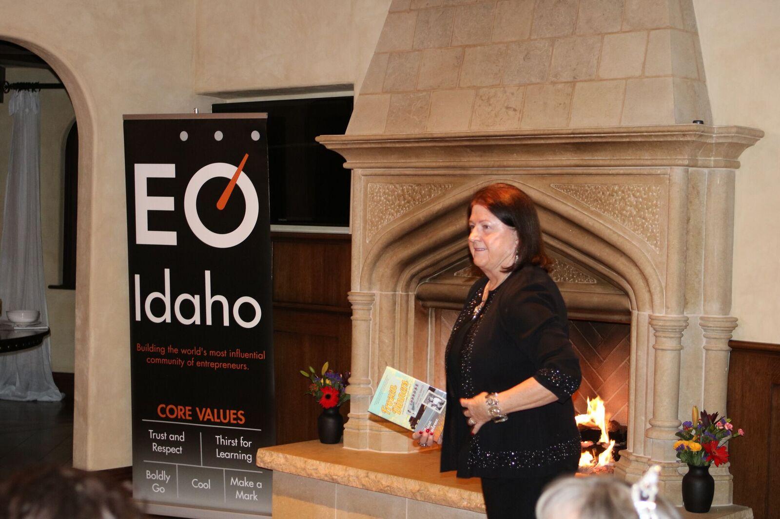 Elaine Ambrose, EO Idaho