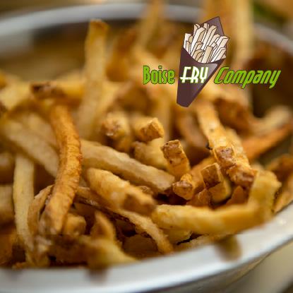 PPSK Portfolio Boise Fry Co. Fries