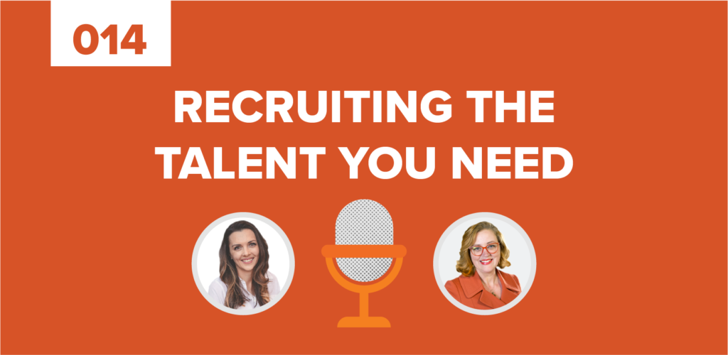 Rhea Allen, Allison Cunningham, TalentSpark, Recruiting, Peppershock Media