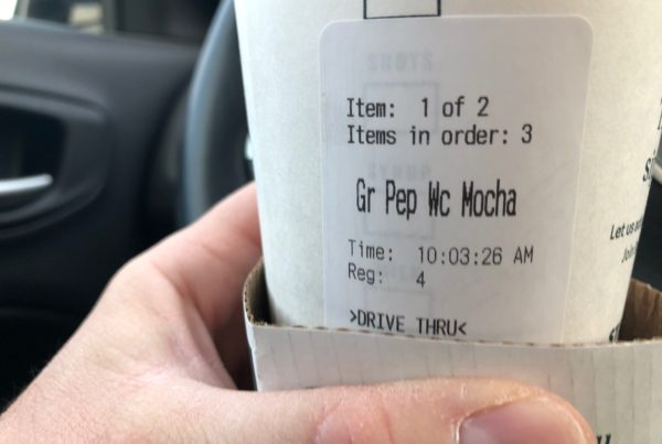 Yes - It's My Go to Order at Starbucks