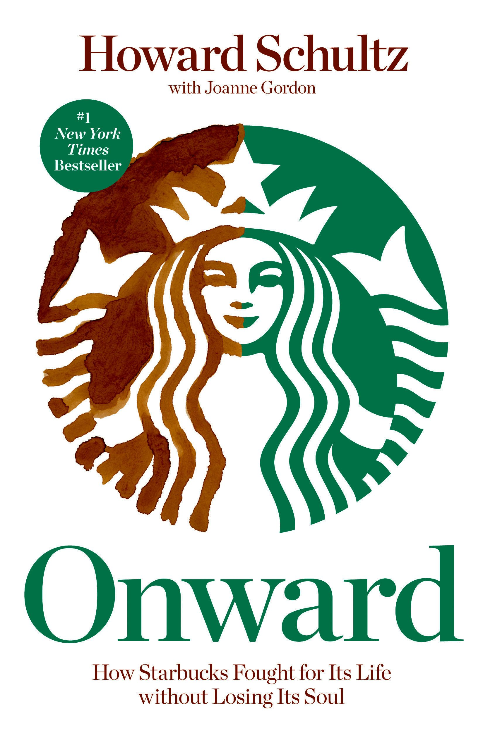 Onward Starbucks Howard Schultz