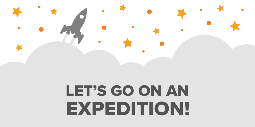 The Marketing Expedition Webinar Cover Image