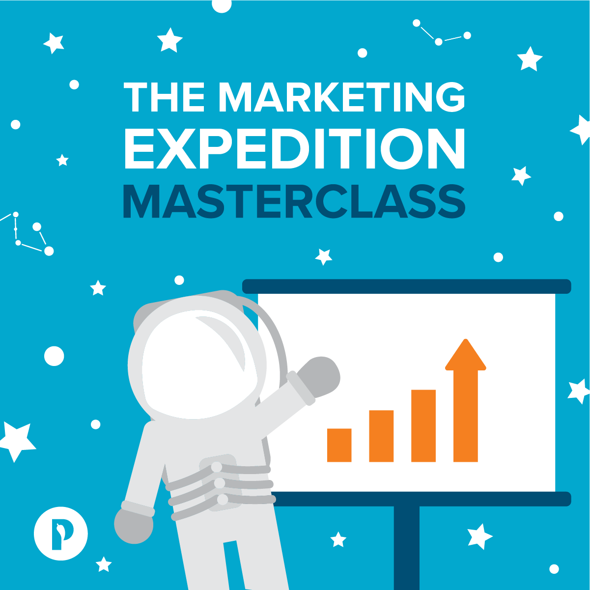The Marketing Expedition Masterclass with Astronaut teaching