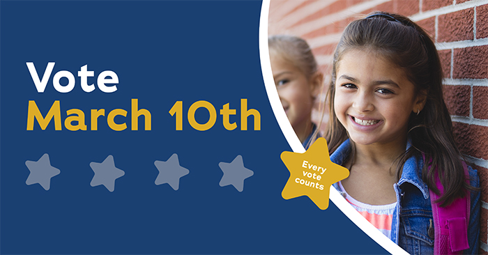 Nampa School District Levy Facebook Cover