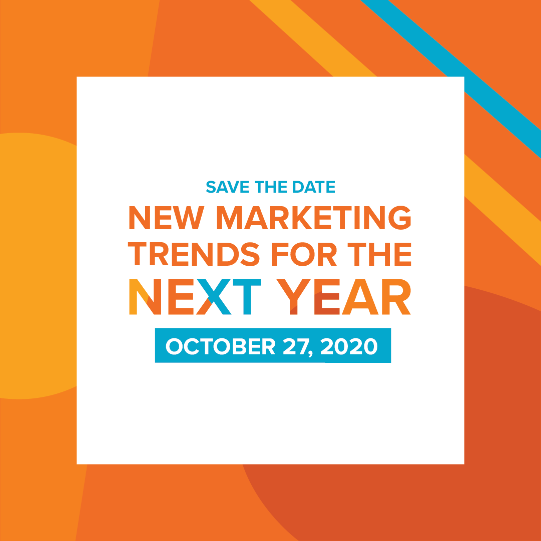 New Marketing Trends for the Next Year Save the Date