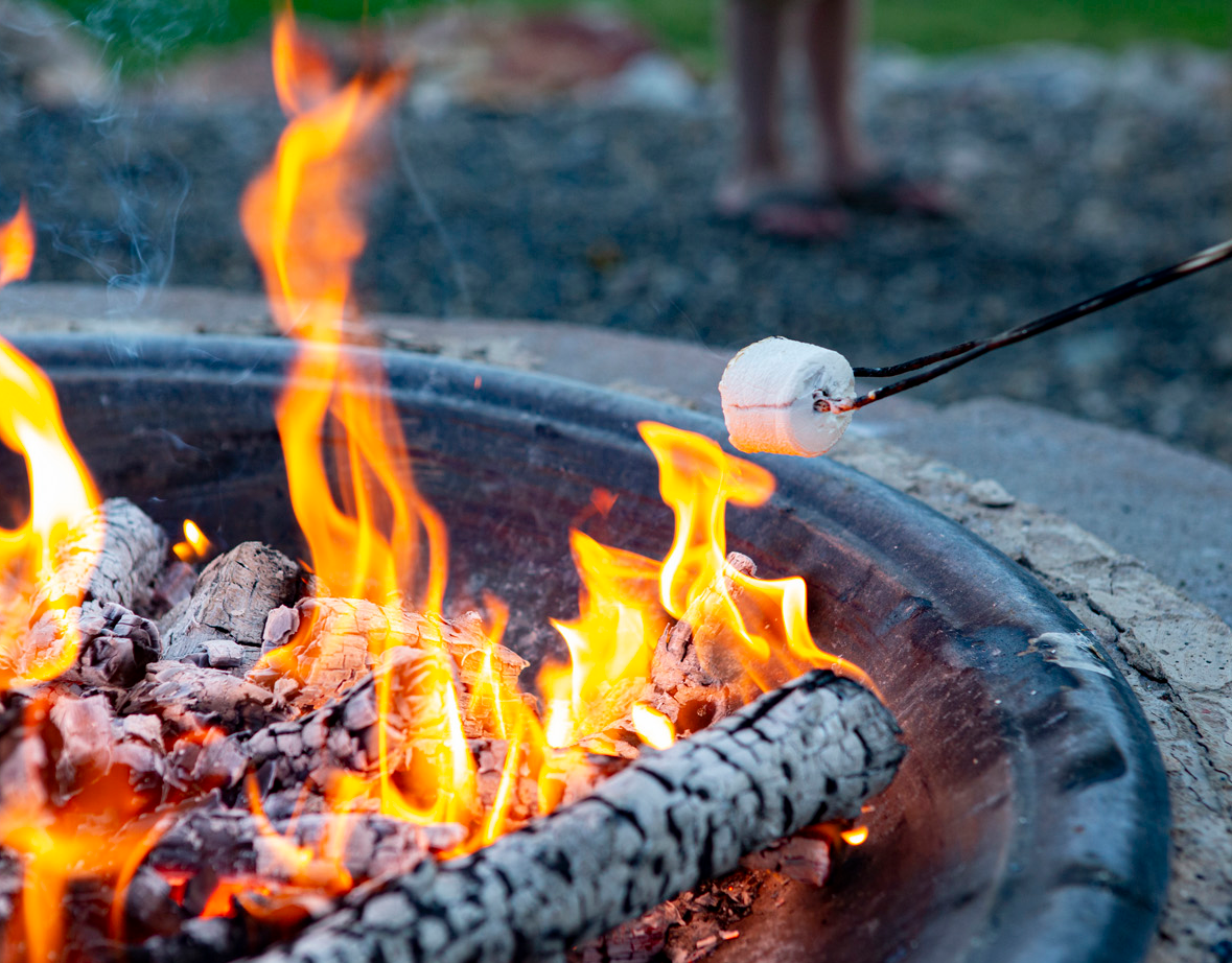 Fuel the Creative Fire with S'mores!