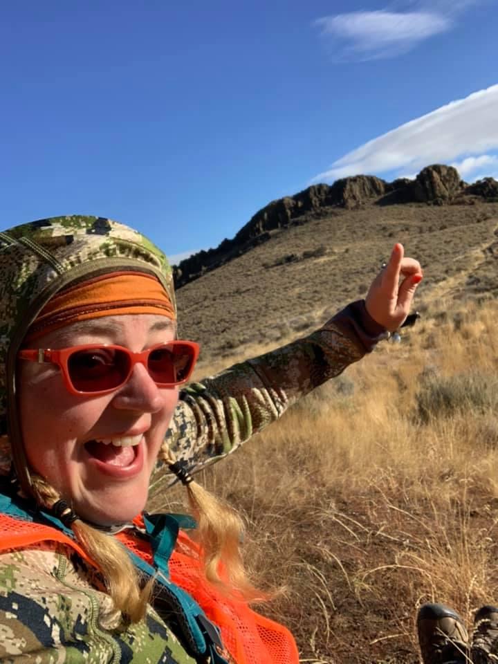 Rhea Hunting