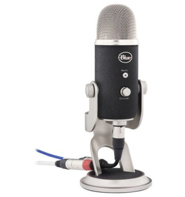 Podcasting Microphone - Blue Yeti Pro
