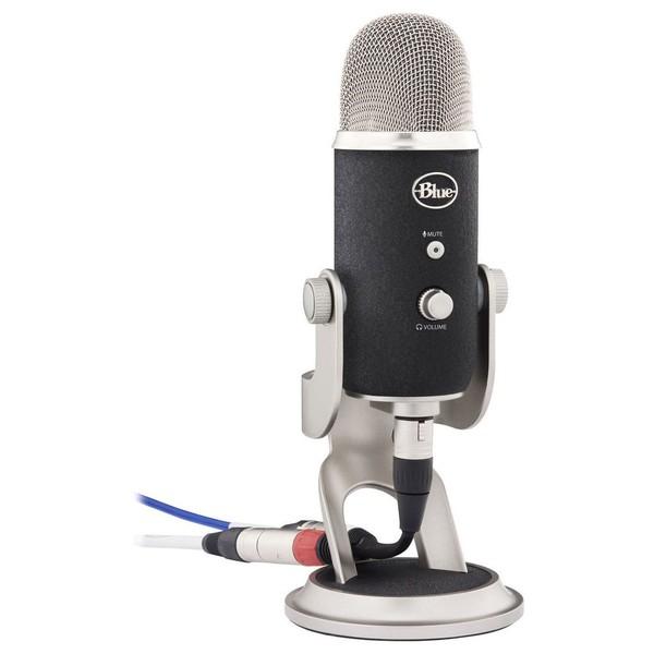 Podcasting Microphone - Blue Yeti Pro