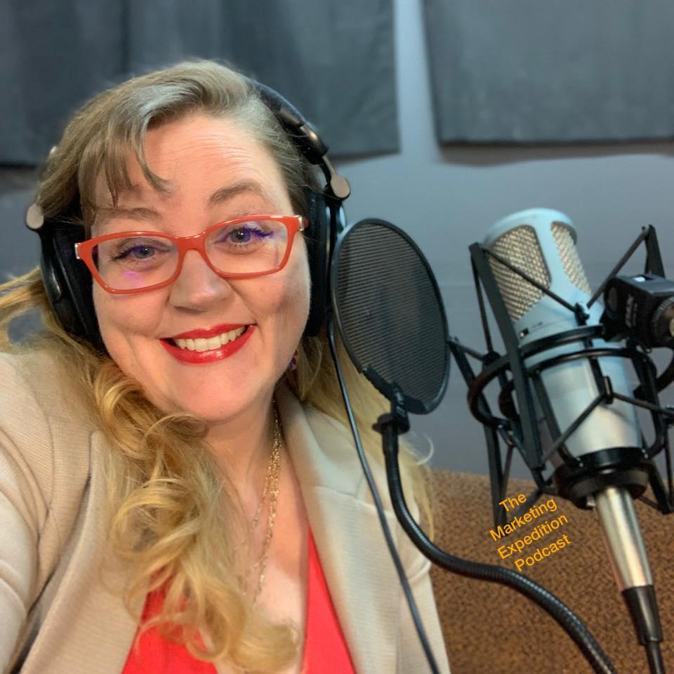 Rhea Allen Podcasting