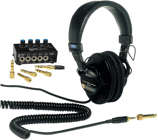 Sony Headphone Bundle for Podcasts