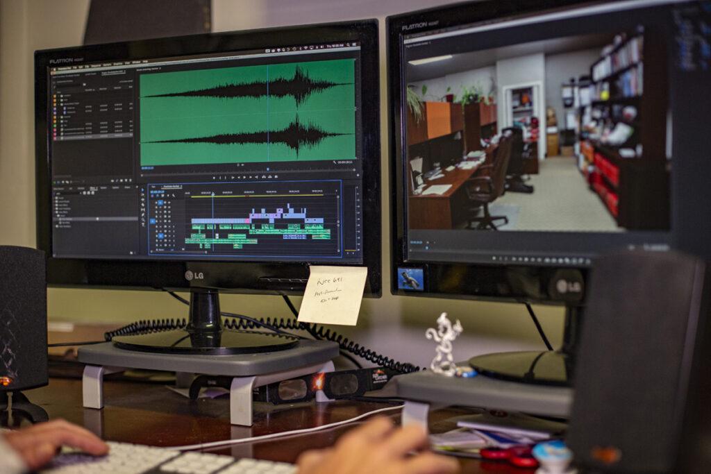 Audio Video Editing in Boise Idaho