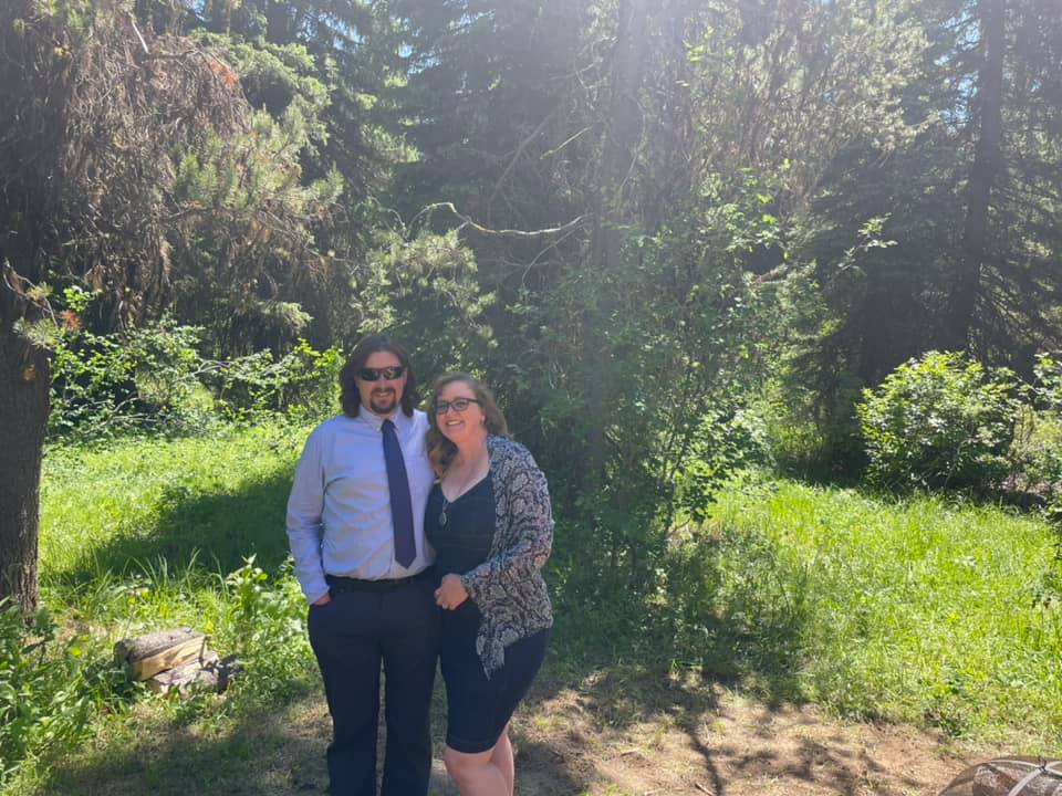 Rhea and Drew Summer 2021